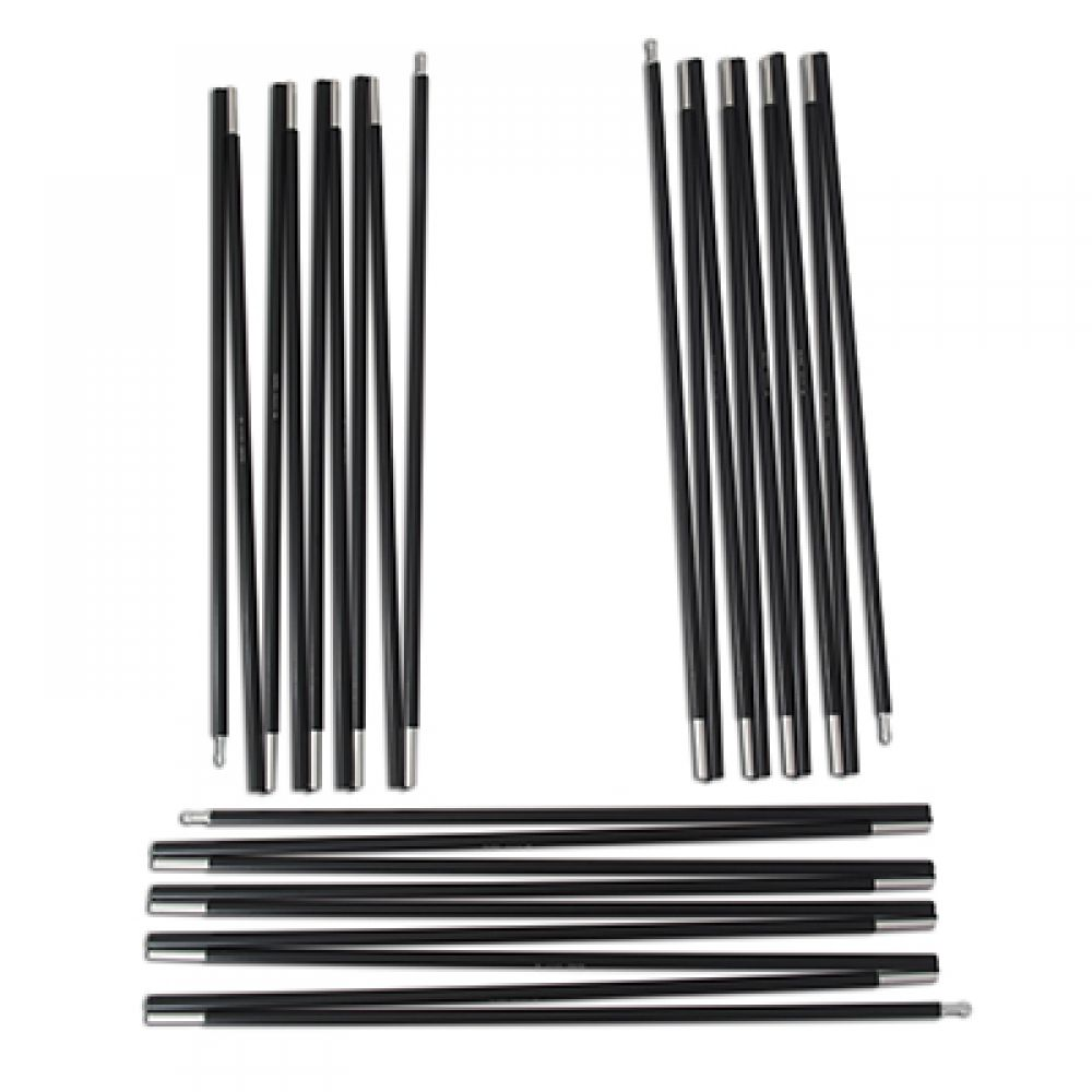 DAC Aluminum Poles for Free Dome and Combat tents